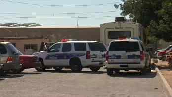 Body found in Phoenix Dumpster. (Source: KPHO-TV)
