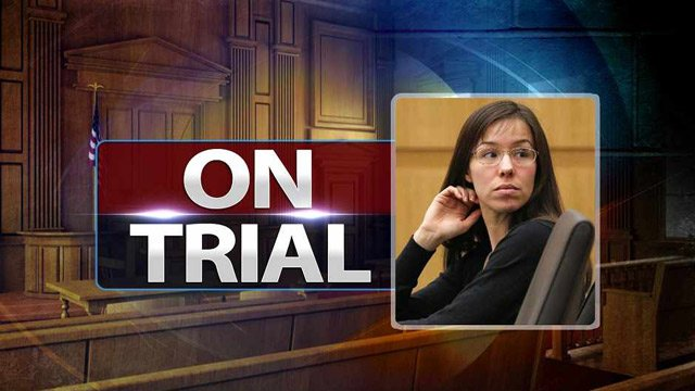 Defense witness Alyce LaViolette, a psychotherapist and domestic violence expert who said Arias was a victim of domestic violence, returns to the stand Tuesday. (Source: CBS 5 News)