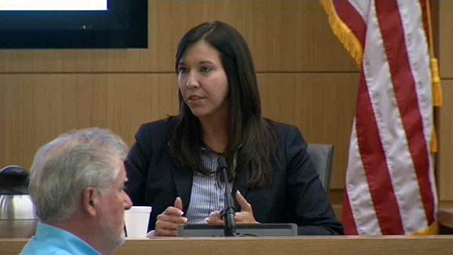 Dr. Janeen DeMarte, a behavioral psychologist, maintains that Jodi Arias has borderline personality disorder.  (CBS 5 News)