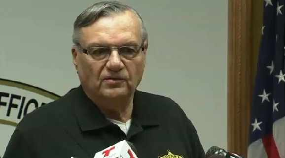 Maricopa County Sheriff Joe Arpaio's office is not accepting any mail until further notice. (Source: CBS 5 News)
