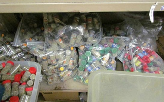 (Source: Glendale Police Department) Illegal spice