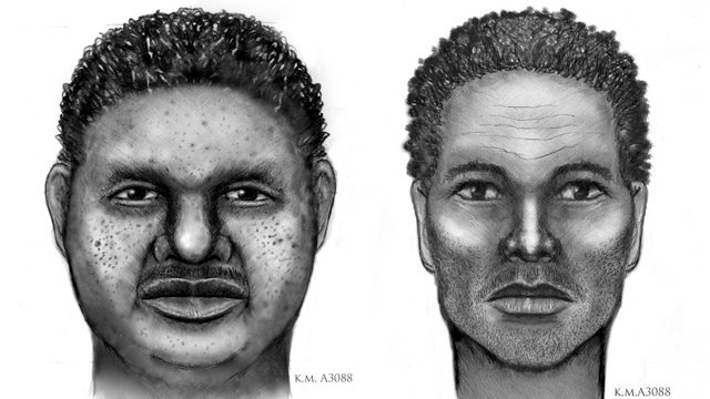 Persons of interest sought in connection with a fatal double shooting in Phoenix in March. (Source: Silent Witness)