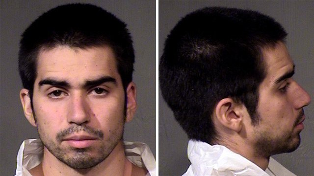 Luis Soltero faces a first-degree murder charge in the death of his girlfriend. (Source: Tempe Police Department)