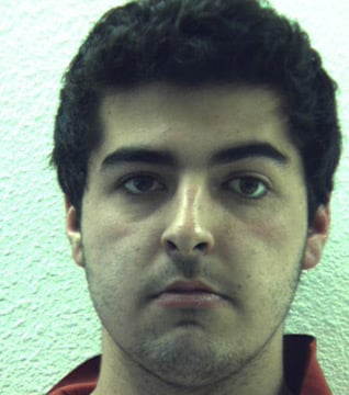 James Guy Levine, 18, of White Plains, NY, was arrested Wednesday by Prescott police and was being held in the Yavapai County Jail. (Source: Yavapai County Sheriff's Office)