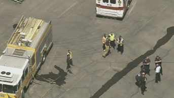 Electrocution near 50st Avenue & Camelback Road (Source: KPHO-TV)