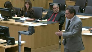 Jodi Arias trial on Thursday (Source: KPHO-TV)