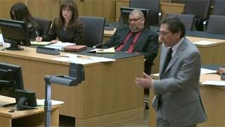 Jodi Arias trial on Thursday (Source: KPHO-TV)