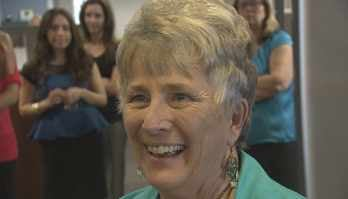Judy North (Source: KPHO-TV)