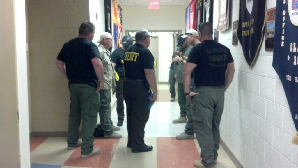MCSO posse training on Saturday. (Source: KPHO-TV)