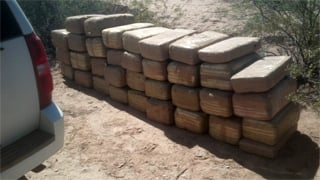 A total of 780 pounds of marijuana seized by the West Desert Task Force. (Source: U.S. Customs and Border Protection)