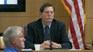 Dr. Robert Geffner, a psychologist, took the stand Wednesday,. (Source: KPHO-TV)