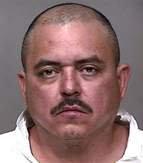 Mario Salgado (Source: Scottsdale Police Department)