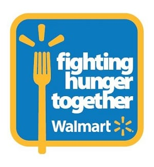 (Source:  http://www.walmart.com/hunger)
