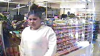 Surveillance image of one of the Circle K suspects. (Source: SIlent Witness)
