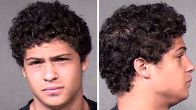 Bomb found at Tempe teen's home