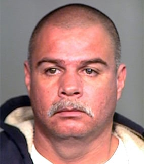 Steven Hernandez of Guadalupe, as seen in a 2010 booking photo. (Source: Chandler Police Department)