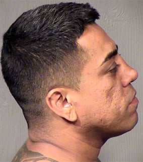 Guadalupe Cobos, Jr. (Source: Maricopa County Sheriff's Office)