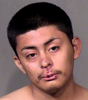 Hugo De Leon (Source: Maricopa County Sheriff's Office)