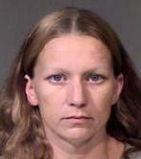 Bridgette Harris (Source: Peoria Police Department)
