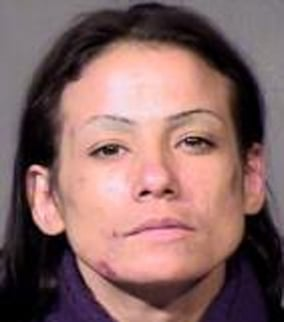 April Acevedo (Source: Peoria Police Department)
