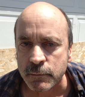David Stevens, 58, was taken into custody in California, Wednesday.  (Source:  Homeland Security Investigations)