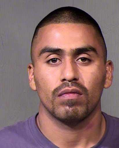 Victor Hernandez, arrested charged with second-degree Murder (Source: Phoenix Police)