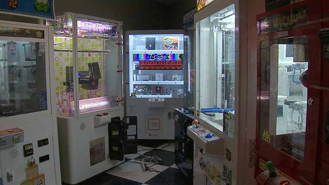 The gaming machines were found at El Super stores, the San Tan Village Mall, the Chandler Mall, Arrowhead Town Center and Paradise Valley Mall. (Source: CBS 5 News)
