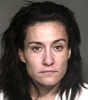 Veronica Gallegos (Source: Maricopa County Sheriff's Office)