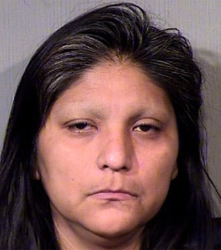 Rozenna Luna (Source: Maricopa County Sheriff's Office)
