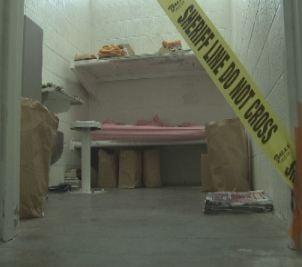 Jodi Arias Jail Cell Room