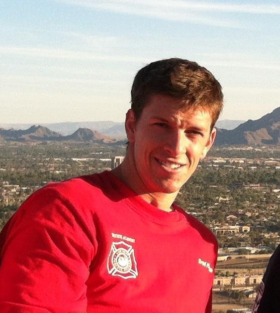 Brad Harper (Source: Phoenix Fire Department)