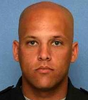 Officer Daryl Raetz (Source: Phoenix Police Department)