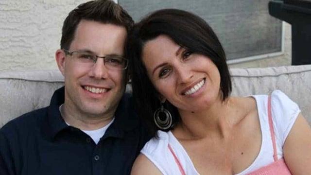 Gary and Yanira Maldonado.