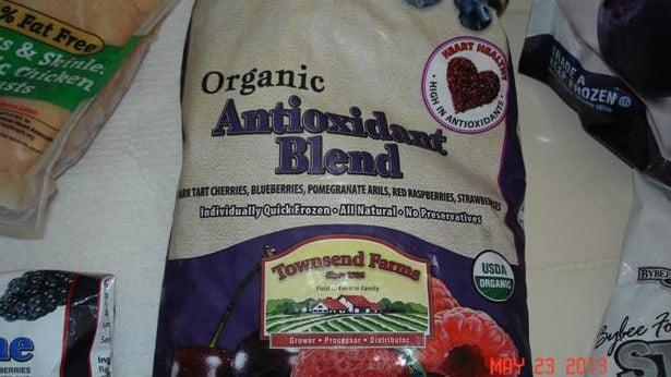 Az Woman Suing Frozen Berry Farm After Hepatitis A