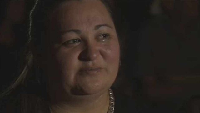Marisol Moreno says she feels Tasing her brother, Joseph Moreno, wasn't necessary because he wasn't armed. (Source: CBS 5 News)