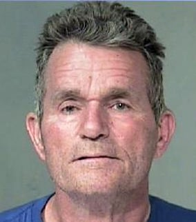 Robert Neese, 60, who eluded capture for more than 17 years, pleaded guilty May 7 to the second of two criminal cases brought against him. (Source: Maricopa County Sheriff's Office)