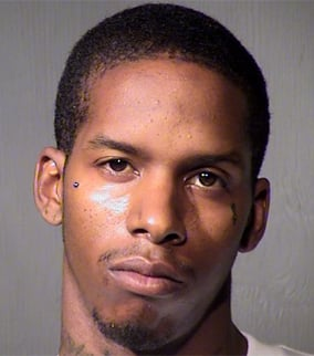 Rennell DeShawn Collier (Source: Maricopa County Sheriff's Office)