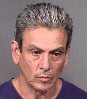 Alfonso Moriega (Source: Maricopa County Sheriff's Office)