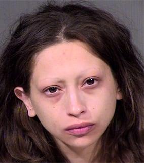 Charline Hurtado (Source: Maricopa County Sheriff's Office)