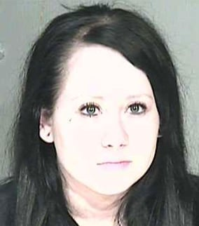 Booking photo of Nikki Hockett. (Source: Maricopa County Sheriff's Office)
