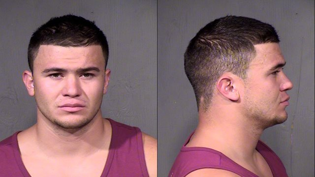 Andres Rafael Garcia (Source: Maricopa County Sheriff's Department)