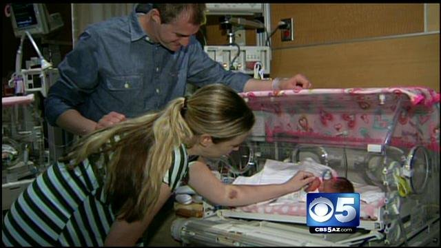 Jaime and Taylor Varley (Source: CBS 5 News)