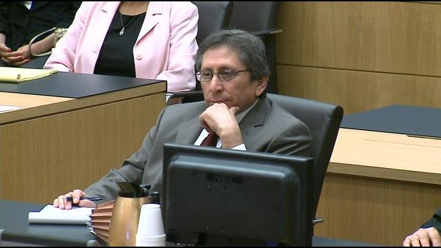 Prosecutor Juan Martinez (Source: CBS 5 News)