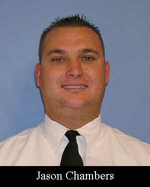 Officer Jason Chambers (Source: Glendale Police Department)