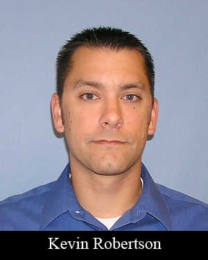 Officer Kevin Robertson (Source: Glendale Police Department)
