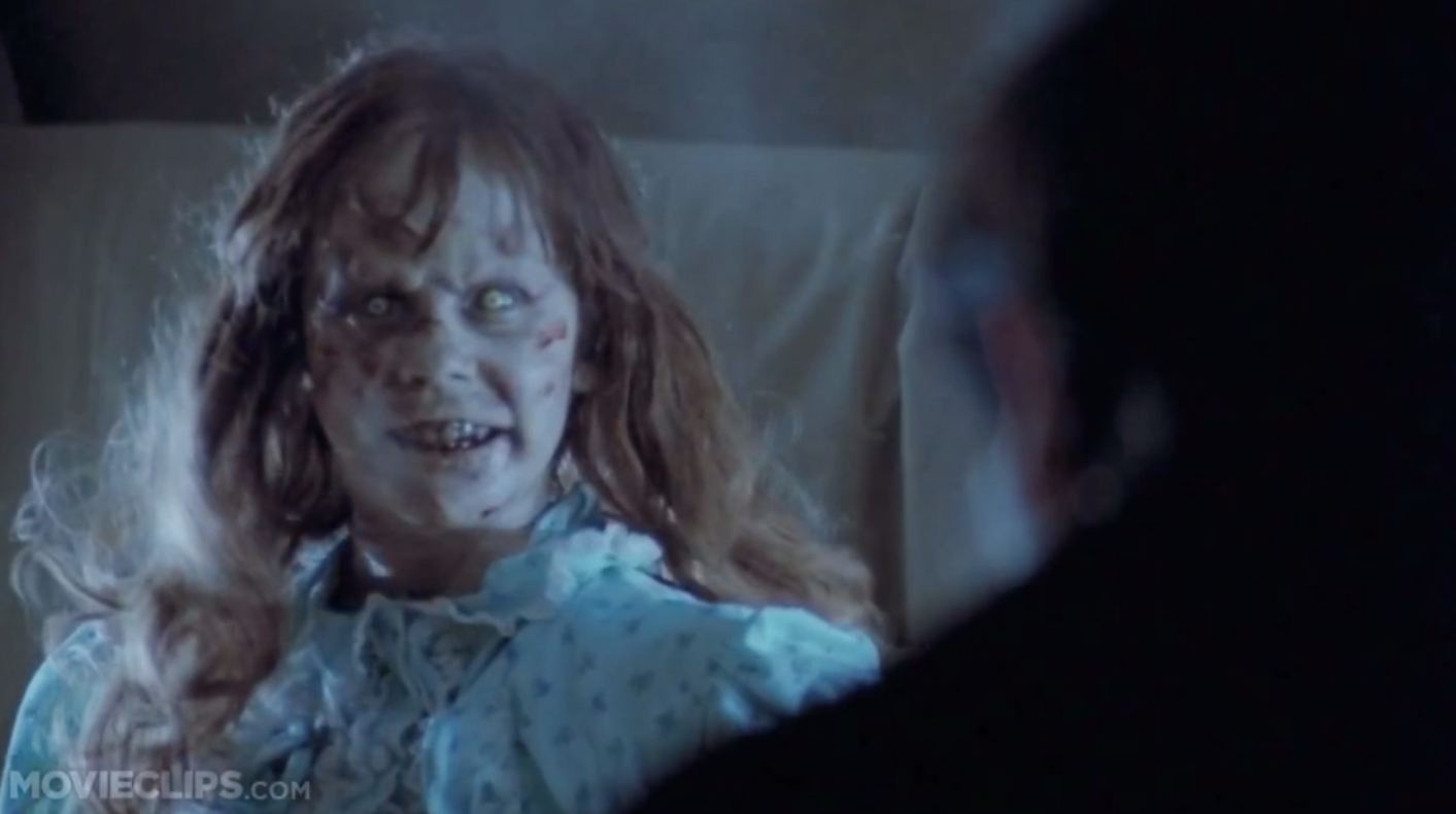 Fortea says most of 'The Exorcist' is inaccurate. Courtesy: Warner Brothers