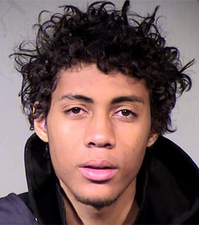 Jourdan Akili Wagner, 20 (Source: Glendale Police Department)