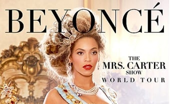 (Source: http://www.beyonce.com)