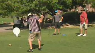 The Brad Harper Memorial Golf Tournament at Stonecreek Golf Club. (Source: CBS 5 News)