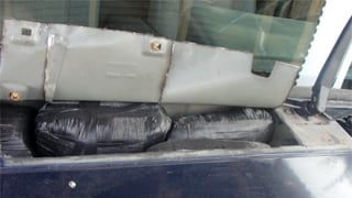 The drugs weighed 31 pounds. (Source: U.S. Customs and Border Protection)